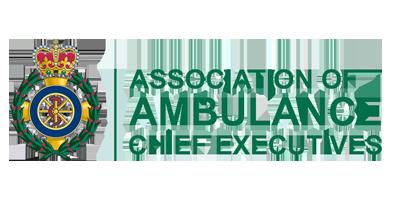 Association of ambulance chief executives logo