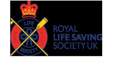 Royal life saving society UK logo